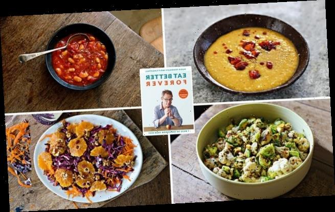HUGH FEARNLEY-WHITTINGSTALL: Eat your way to weight loss