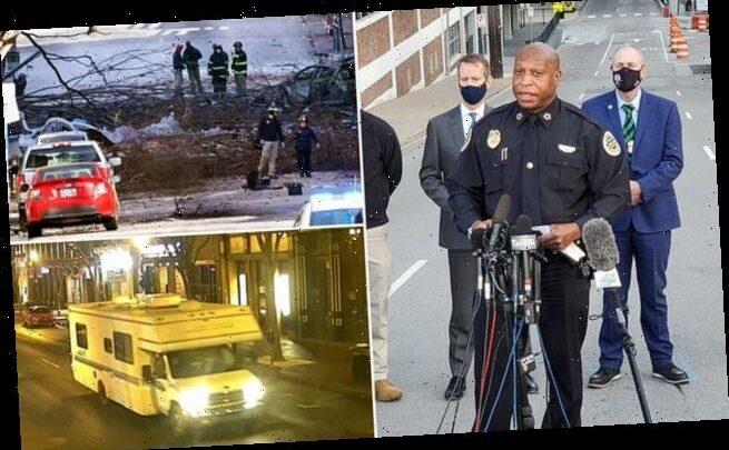 BREAKING NEWS: DNA confirms Nashville bomber as Anthony Warner