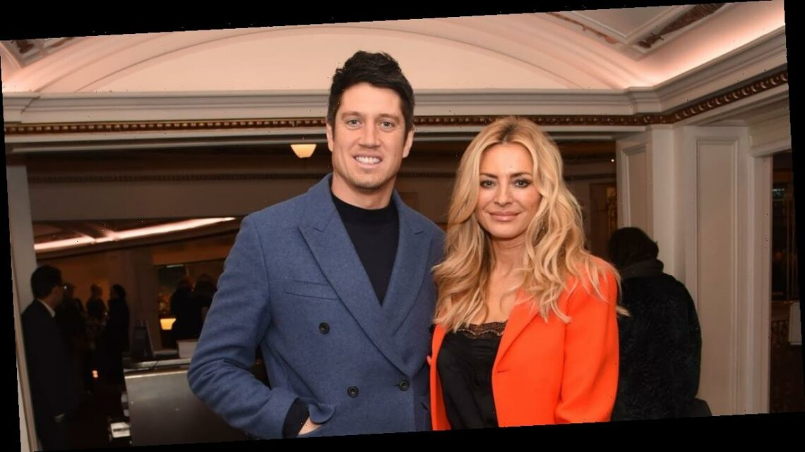 Inside Vernon Kay and Tess Daly's stunning home including new gym and huge garden