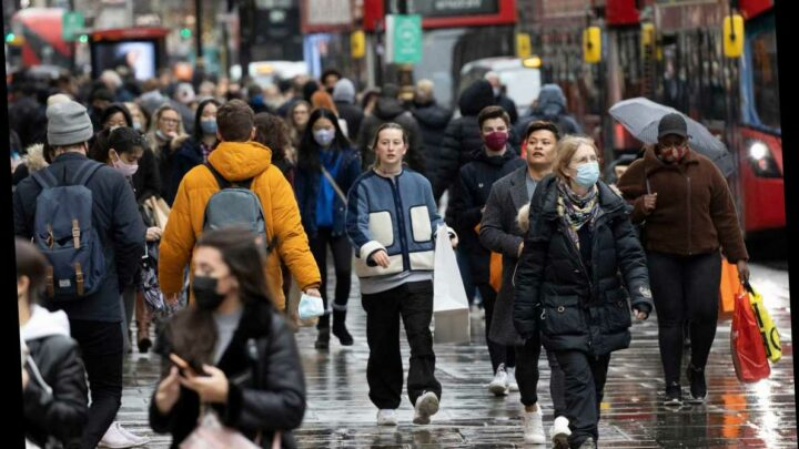 Hungover shoppers to spend £1.2billion today in last dash for Christmas presents