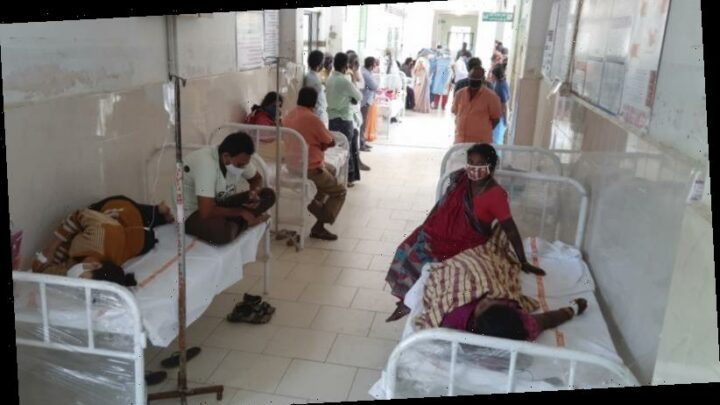 Hundreds ill, one dead due to mystery disease in India