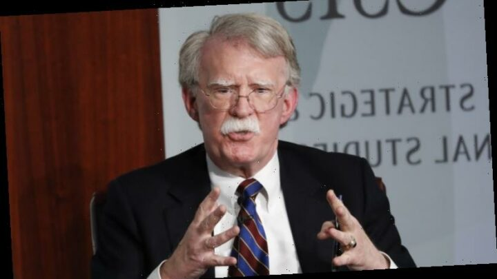 China's treatment of Australia is a 'sign of things to come' for world, says John Bolton