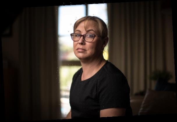 'Like a brick on my head': Lynda believes her breast implants ruined her health