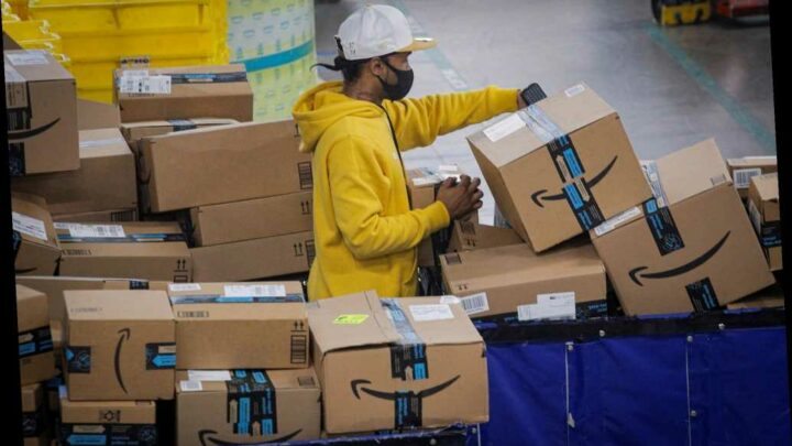Amazon is actually a hero for the American worker