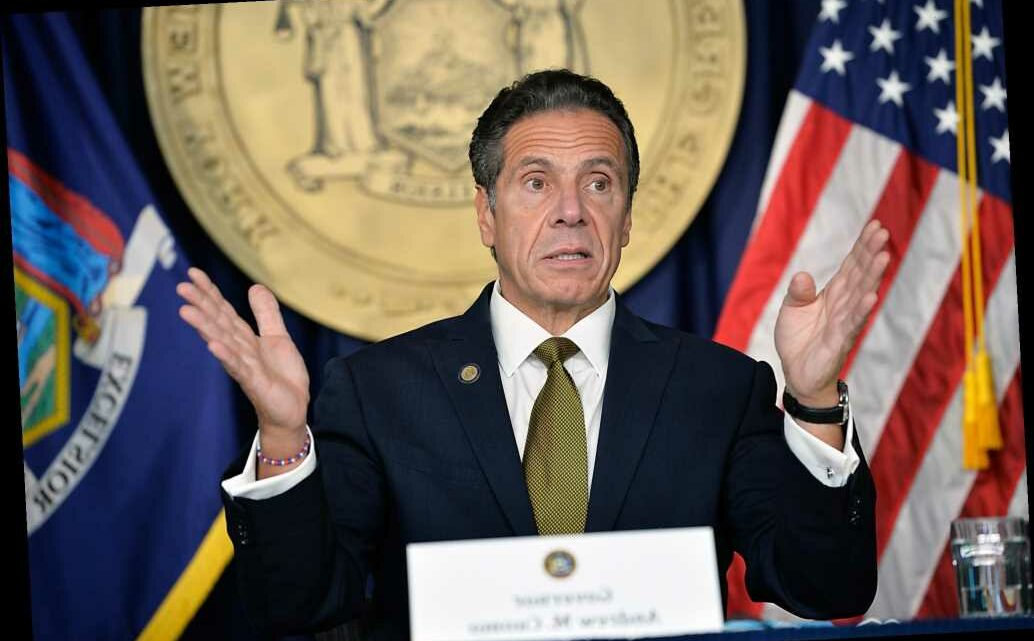 Gov. Cuomo urges help from Big Labor to address fiscal crisis