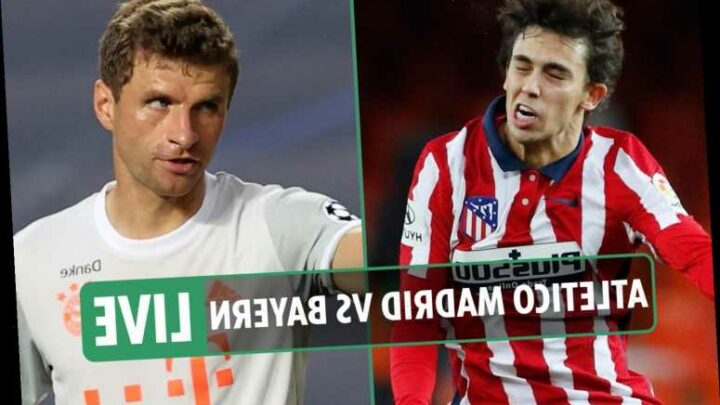 Atletico Madrid vs Bayern Munich LIVE: Stream FREE, TV channel, teams and start time – Champions League latest updates
