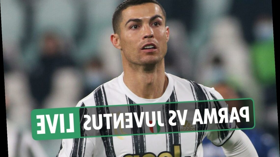 Parma 0 Juventus 4 LIVE REACTION: Cristiano Ronaldo scores brace in thrashing to inch closer to Milan – latest updates