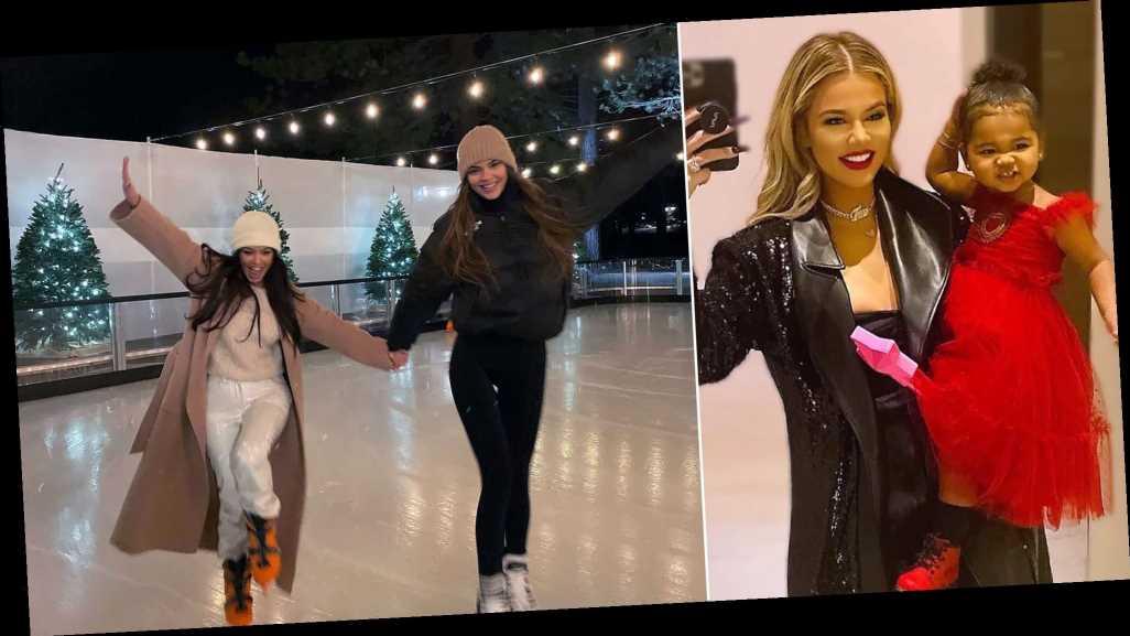 The Kardashian-Jenner Sisters' Winter Style Is as Hot as Their Bikini Looks