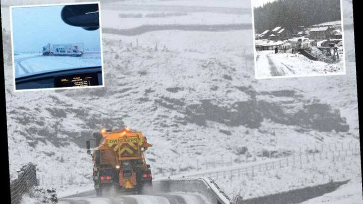 UK weather – Snow blankets north of England as 'severe' ice warning issued by Met Office with White Christmas on cards
