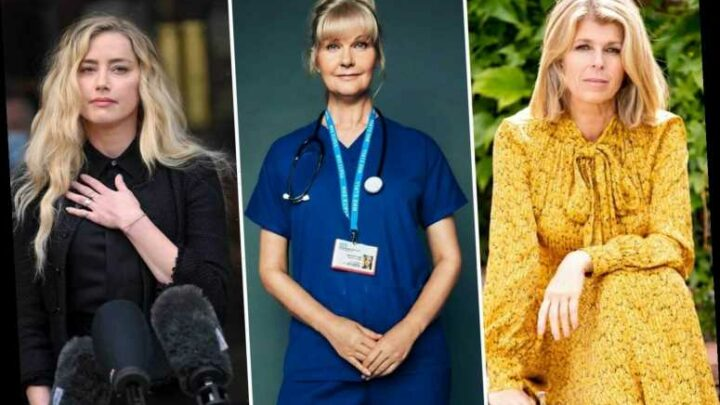 From NHS nurses on the frontline to courageous Amber Heard, the women who made a difference in 2020