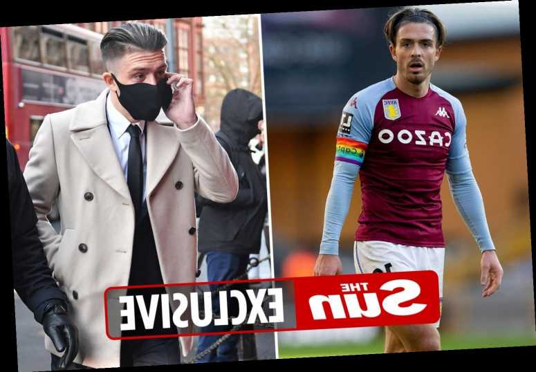 Grandad whose van was smashed by footie ace Jack Grealish's Range Rover is still waiting for apology