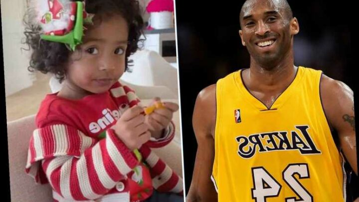 Vannessa Bryant shares adorable vid of Kobe's 18-month-old daughter Capri talking 'just like her dad'