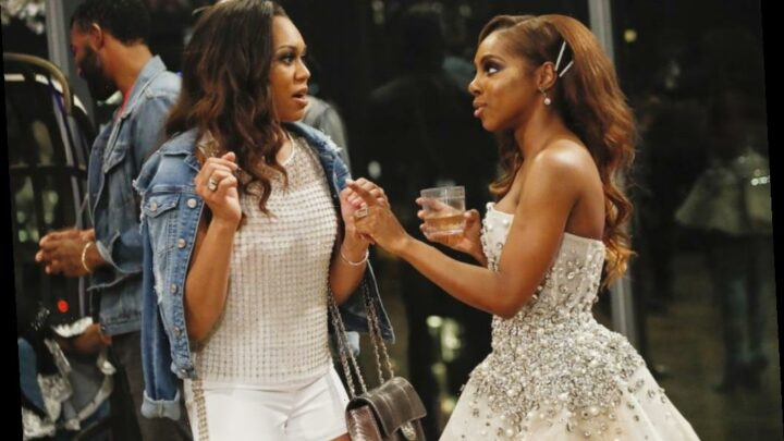 RHOP': Monique Samuels Gets Emotional Over Fallout With Candiace Dillard