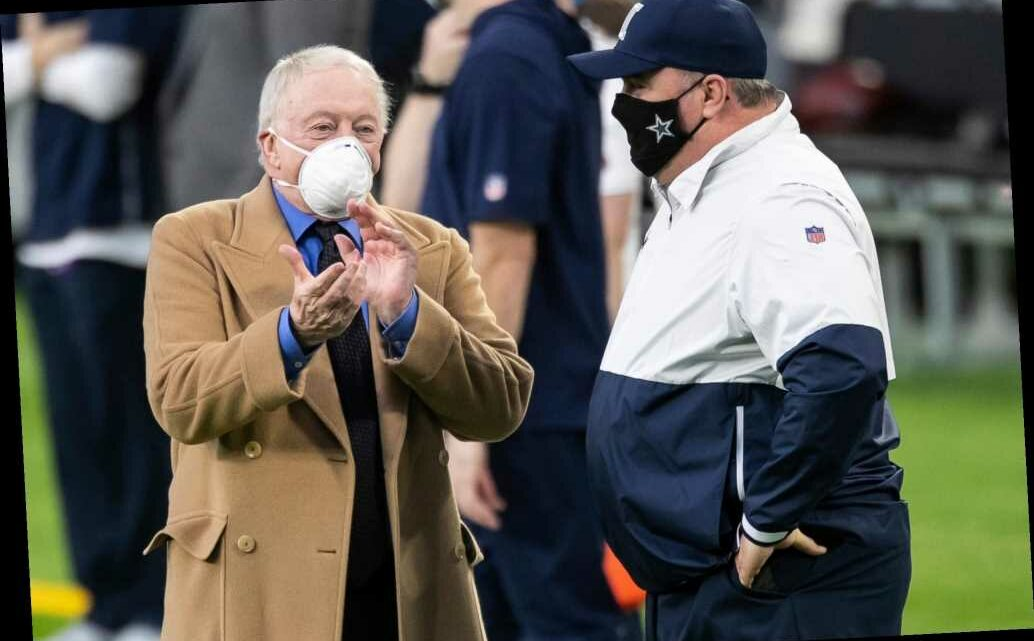 Cowboys' Jerry Jones lashes out at 'ridiculous' Mike McCarthy speculation