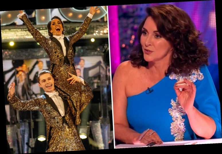 Strictly fans spot major blunder as Shirley Ballas claims Musicals Week is Janette Manrara's first quarter final