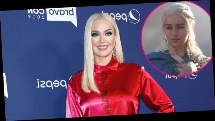 Erika Jayne Is Being Trolled Over Her Latest IG Post Amid Divorce Drama
