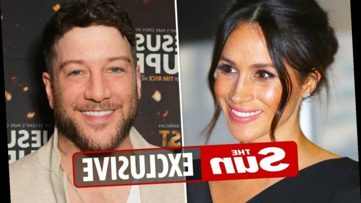 Meghan Markle and I just weren't meant to be, says X Factor winner Matt Cardle