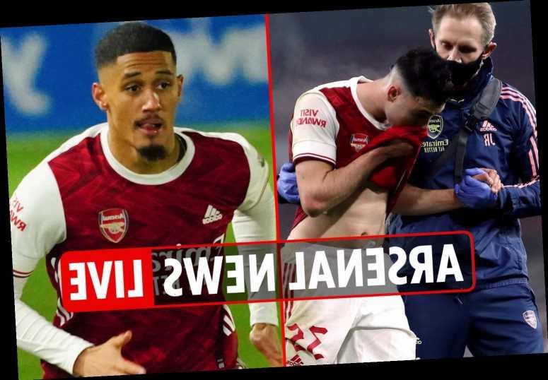 1pm Arsenal transfer news LIVE: Martinelli injury update, Xavi on Gunners job, Isco wants move abroad, Saliba latest