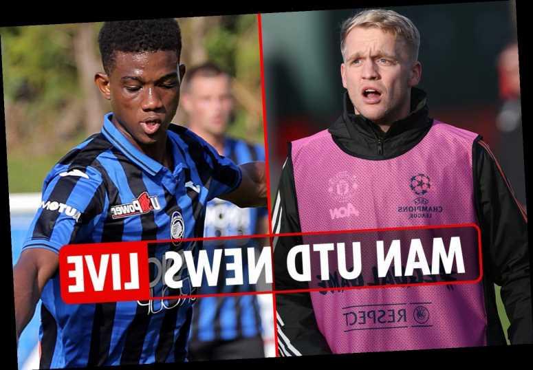 1pm Man Utd transfer news LIVE: De Gea and Henderson battle it out for PSG start, Camavinga latest