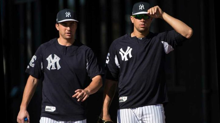 Yankees banking on Gary Sanchez as teams try to pry Kyle Higashioka