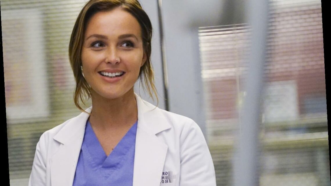 'Grey's Anatomy': Why Camilla Luddington Originally Thought Her Role on the Show Was Not 'Meant to Be'