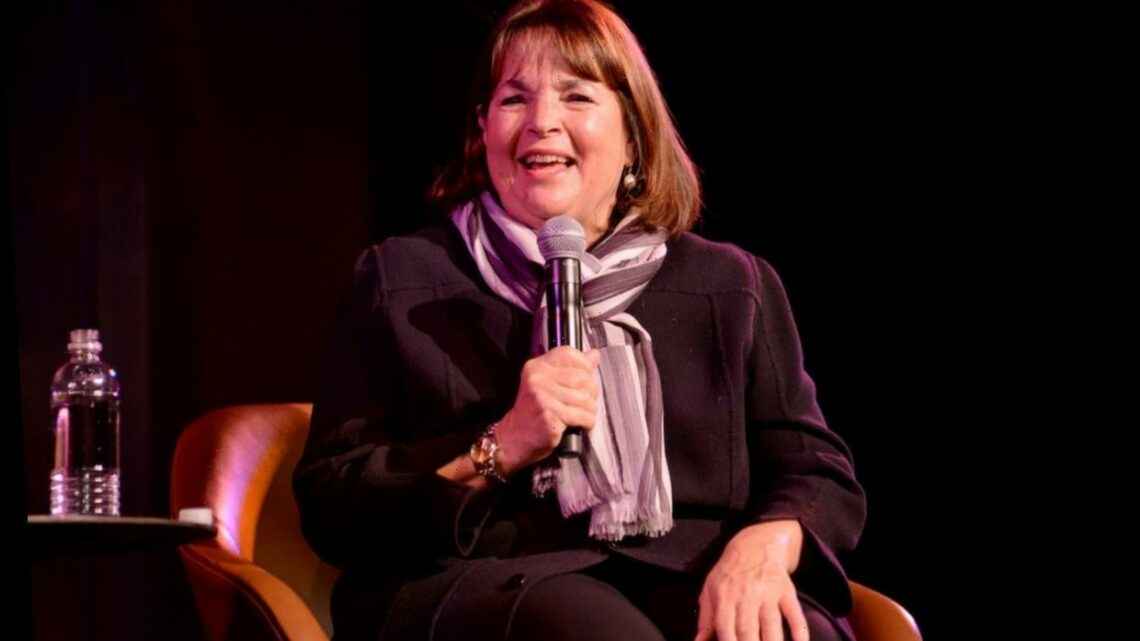 Ina Garten Admits Even She Gets Stressed Before Dinner Parties: 'I Say To Jeffrey: 'Don't Talk To Me!''