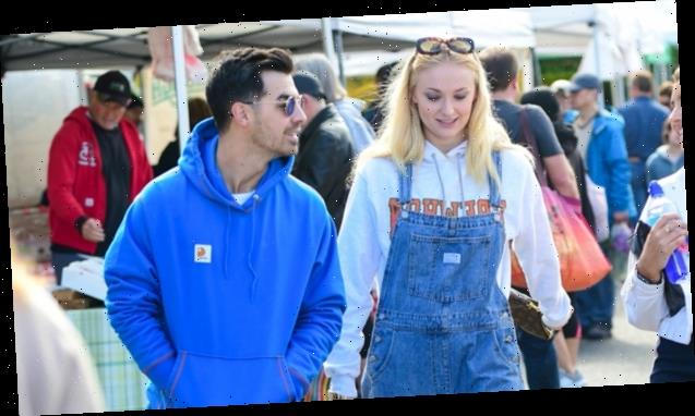Joe Jonas Gifts Sophie Turner Epic Hannah Montana Shirt For Christmas: He's The 'Hubbs Of The Year'