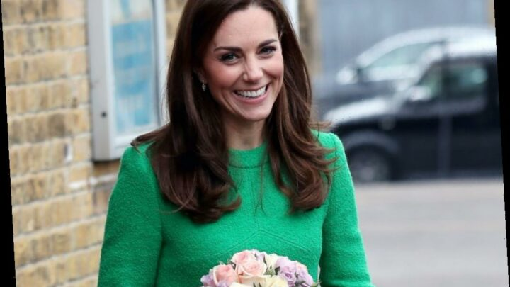 Kate Middleton's Silk Blouse on Video Chat Is an Affordable Fashion Find