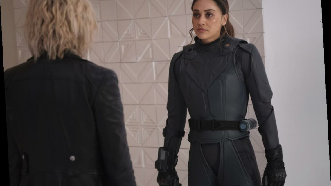 Lindsey Morgan Opens up About 'The 100' Series Finale and Raven's Conclusion