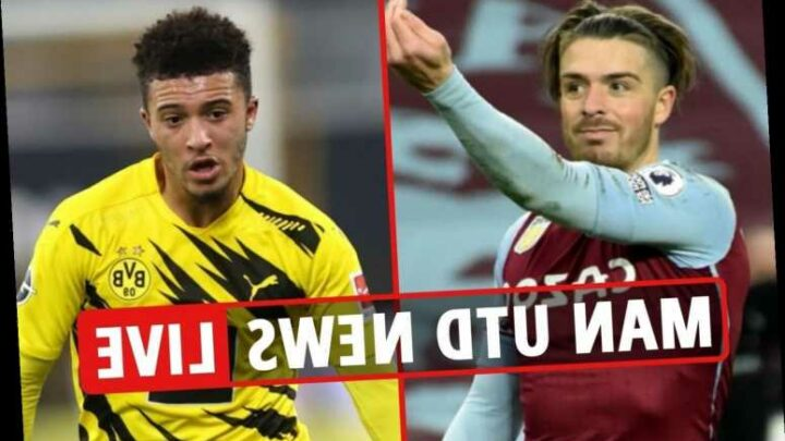 2.30pm Man Utd transfer news LIVE: Grealish 'admired', Sancho deal expected, Pau Torres targeted, Aston Villa build-up
