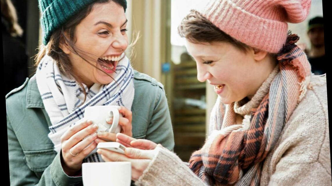 Brits at their happiest when spending time with loved ones, drinking tea & sleeping