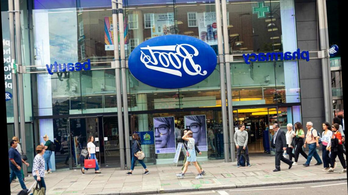 Boots bank holiday opening times: When do stores open and close over the festive break?