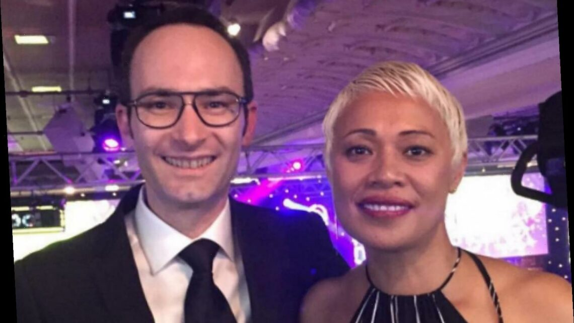 Who is Monica Galetti's husband David and do they have children?