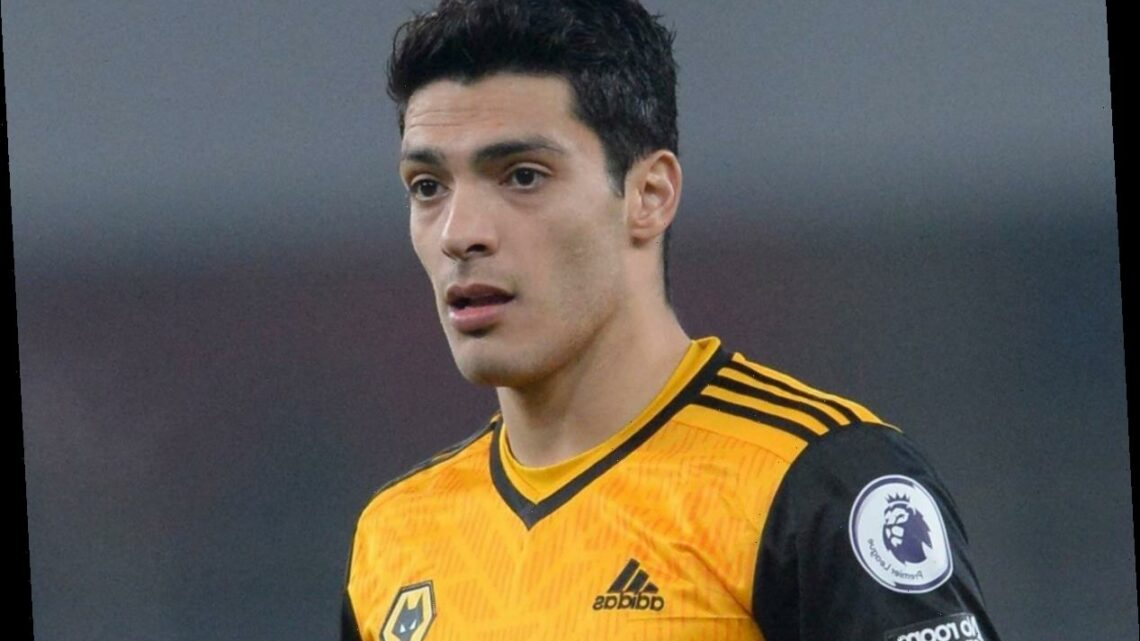 Raul Jimenez shares positive update after undergoing surgery on fractured skull following David Luiz collision