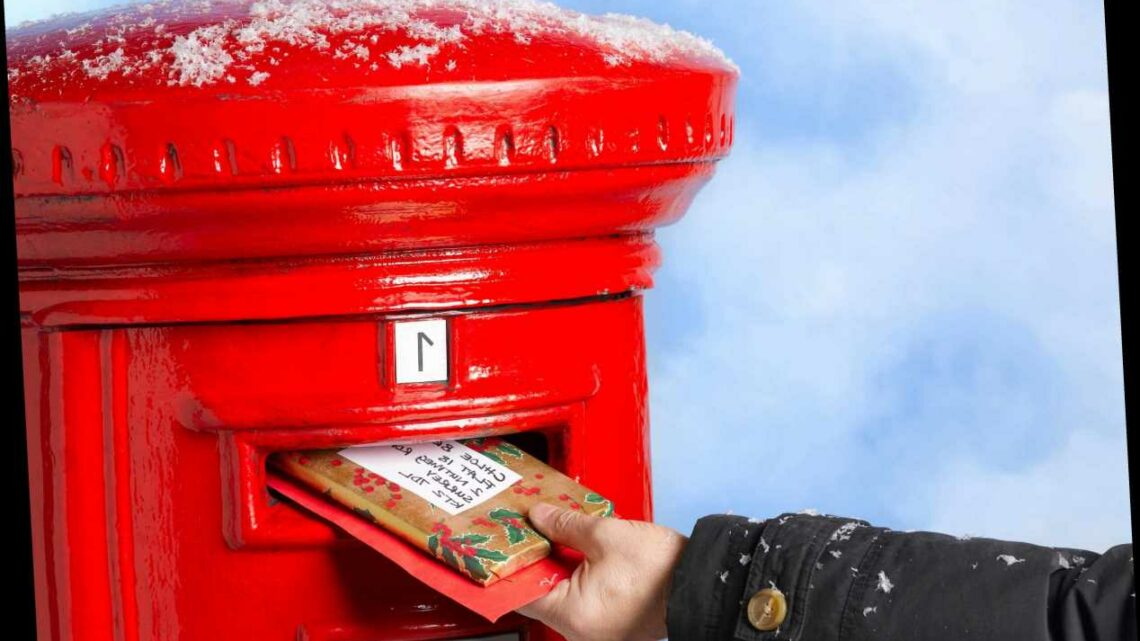 When is the last Royal Mail posting date for Christmas? Deadline for first and second class cards, packages and parcels