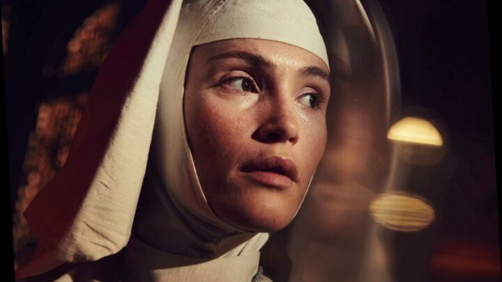 Black Narcissus star Gemma Arterton reveals intense pain she suffered playing uptight nun in BBC drama