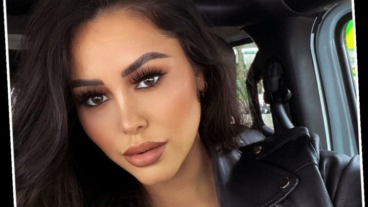 Marnie Simpson looks unrecognisable after glamorous makeover with laminated eyebrows