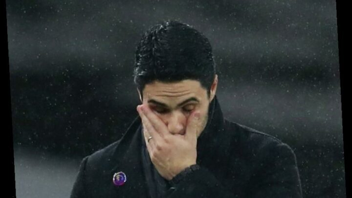 Arsenal news: Mikel Arteta now ODDS-ON to leave Gunners before the end of the season after shock Burnley defeat