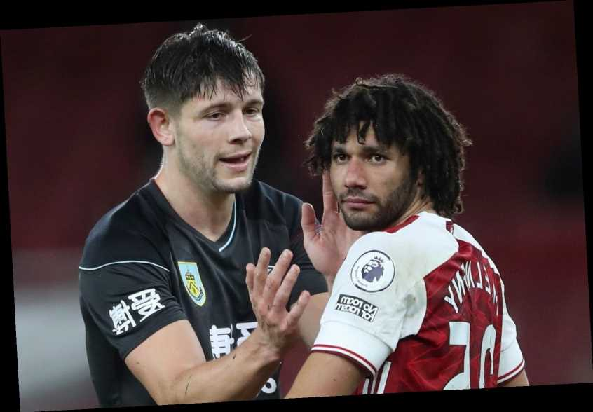 Souness slams Arsenal coaches after Elneny escaped red card against Burnley – and even says WENGER could be to blame