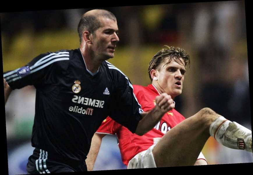 Former France star Rothen reveals hurt at old team-mate Zidane calling him 'son of a b****' in 'black point' of career