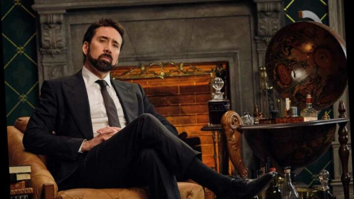Netflix drops foul Nicolas Cage promo for 'History of Swear Words'
