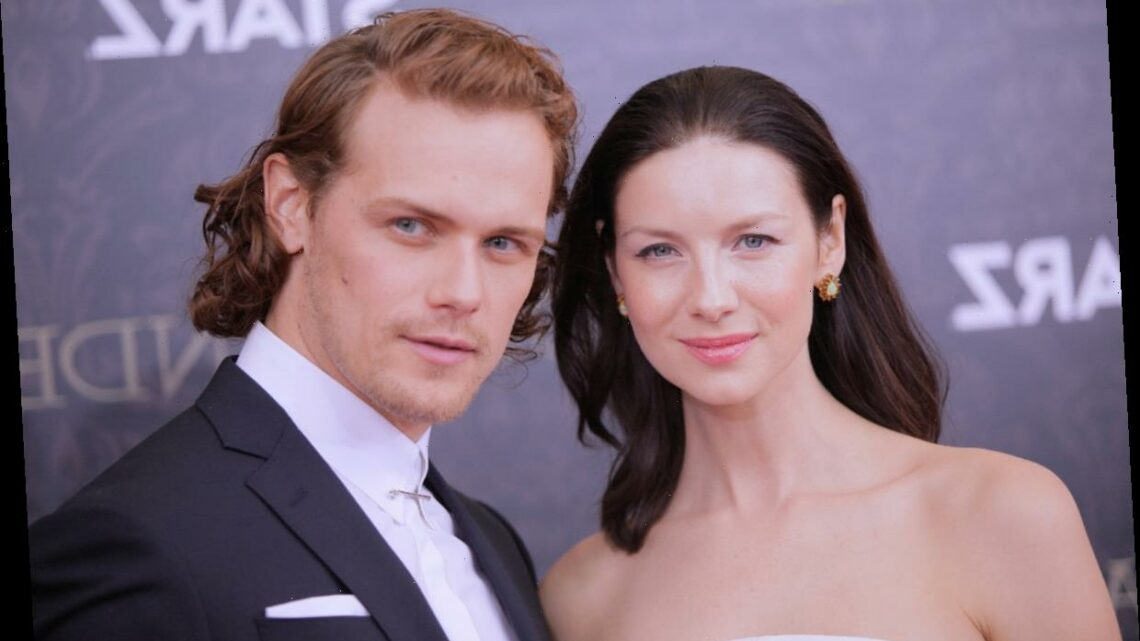 'Outlander' Star Caitriona Balfe's Response to Being Dubbed 'Some of the Best Sex on TV' Would Make Jamie Fraser Blush