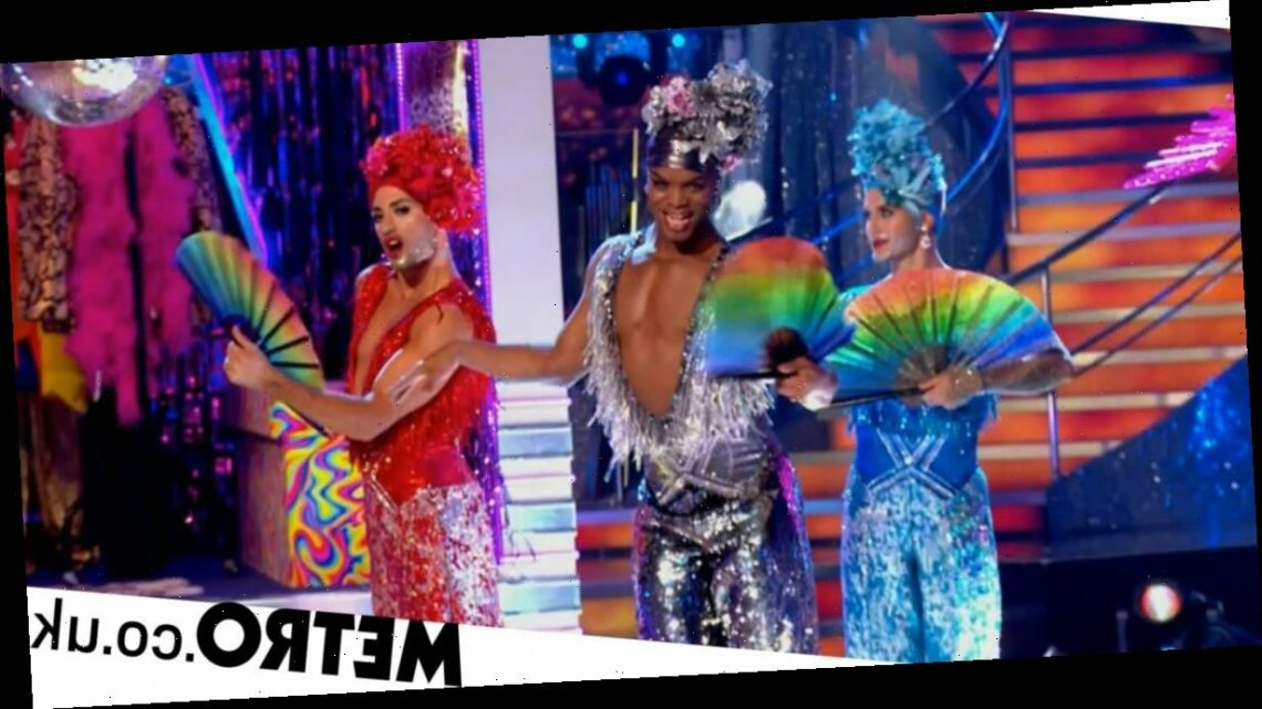 Strictly Come Dancing drag performance defended by BBC