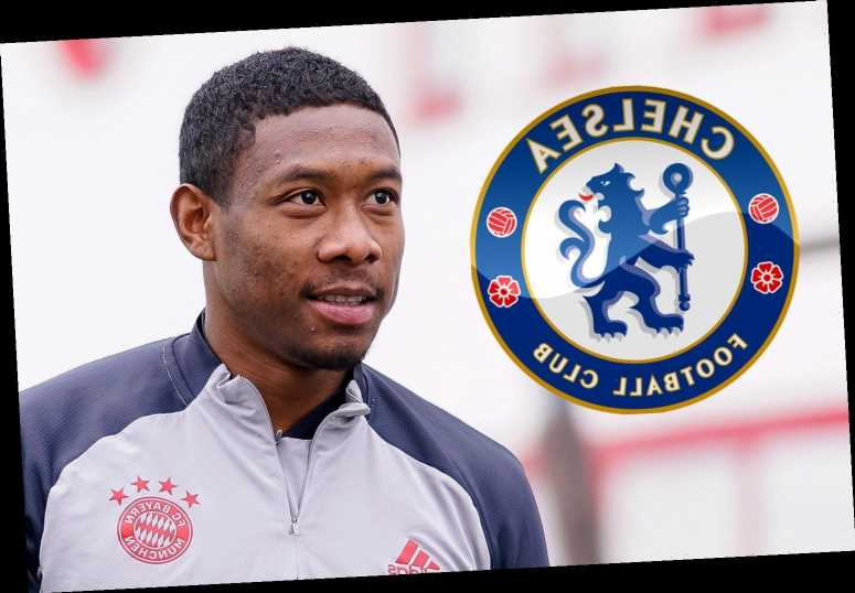 Chelsea to start David Alaba free transfer talks next month as Bayern Munich finally accept defender is leaving