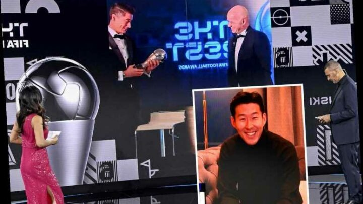 Robert Lewandowski wins 2020 Best Fifa Men's Player award beating Cristiano Ronaldo and Lionel Messi to gong
