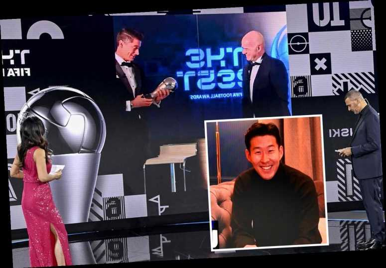 Robert Lewandowski wins 2020 Best Fifa Men's Player award beating Cristiano Ronaldo and Lionel Messi to gong