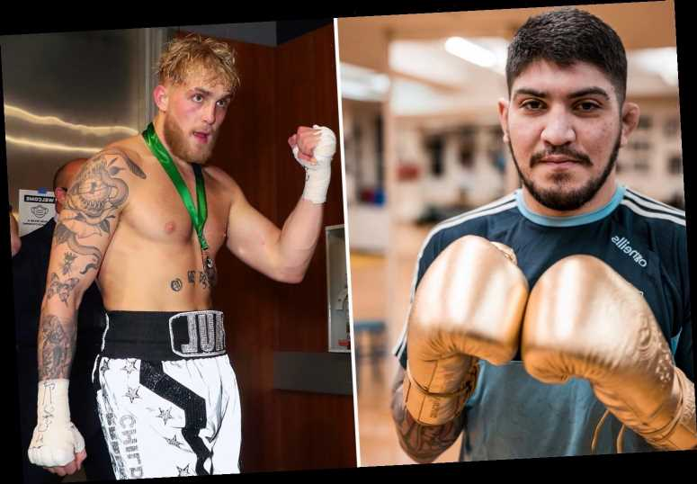 Jake Paul's assistant trainer wants YouTuber to fight Dillion Danis NEXT but warns 'it won't go past the second round'