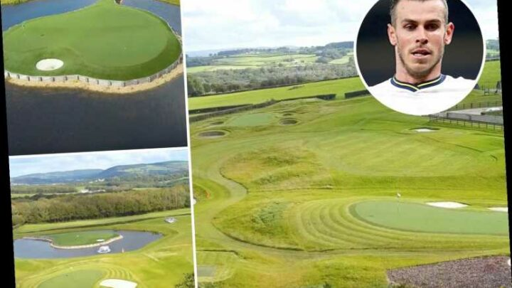 Gareth Bale plans to add new floor to stunning £4million Wales mansion that already has custom golf course in garden
