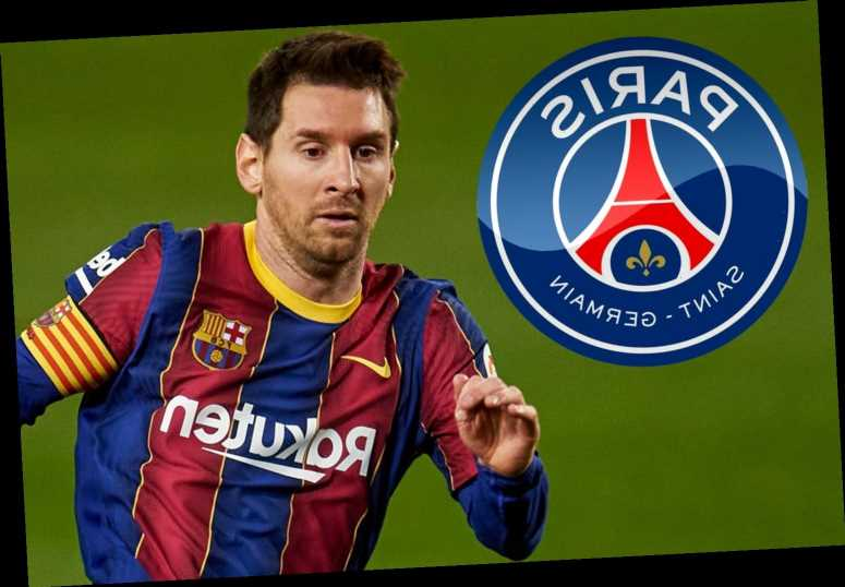 PSG 'prepare club stores for Lionel Messi transfer with announcement imminent' after warning over Barcelona pay-cut