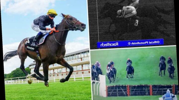 Farcical photo finishes, a racial slur, mass DQs, Defi Du Seuil and Pinatubo… racing's biggest howlers of 2020